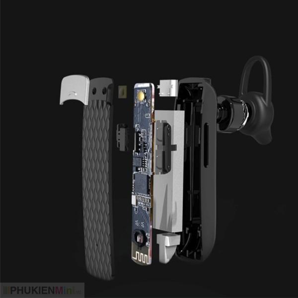 Tai nghe bluetooth 4.1 Remax T9 thiết kế vảy cá sang trọng - hàng hãng bảo hành 6 tháng đổi mới, loại Tai nghe 1 bên có mic