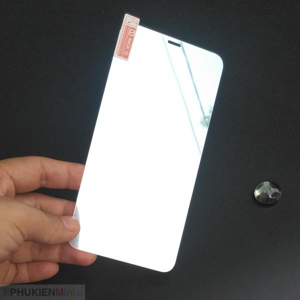Kính cường lực màu phản gương độc đáo dán màn hình cho iPhone, loại Kính Cường lực, độ cứng 9H, mỏng 0.2 mm