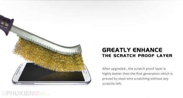 Miếng dán màn hình chịu lực hiệu X-One cho iPhone (dòng bạc), chất liệu Dán dẻo, loại Dán dẻo mềm, độ cứng 5H, mỏng 0.2 mm