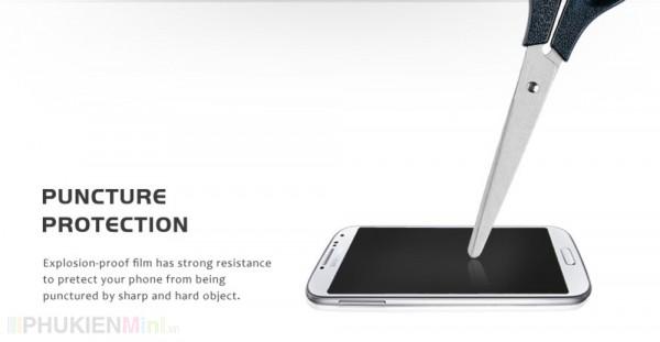 Dán X-One bạc Sony Z2, loại Dán dẻo mềm, độ cứng 5H, mỏng 0.2 mm, màu Không màu trong suốt