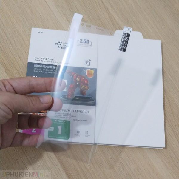 Dán dẻo full màn hình chống trầy xước dành cho Samsung, loại Dán dẻo mềm, độ cứng 5H, mỏng 0.2 mm