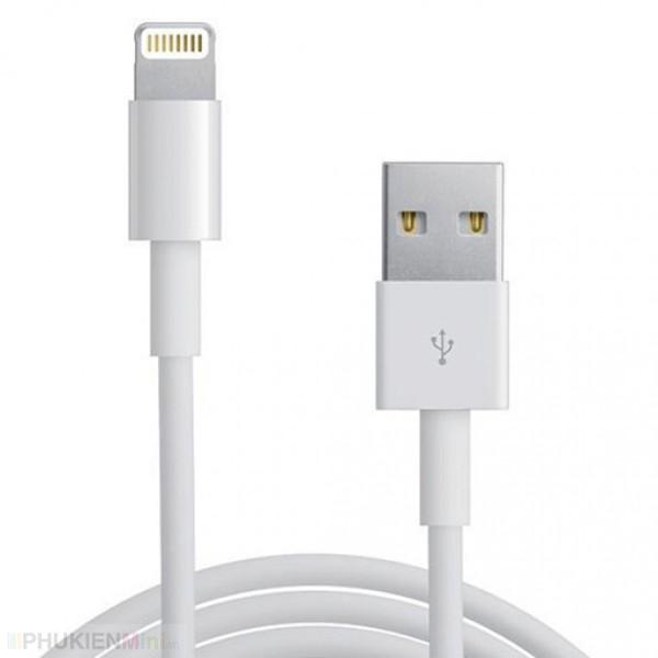 Cáp lightning dài 1m cho iPhone, iPad, loại Cáp Lightning, Cáp Tròn