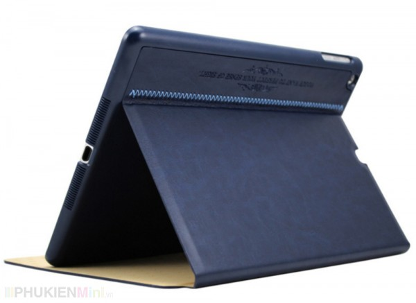 Bao da Kaku đế dựng cho tablet Samsung, kiểu Màu trơn, chất liệu Nhựa, loại Bao da