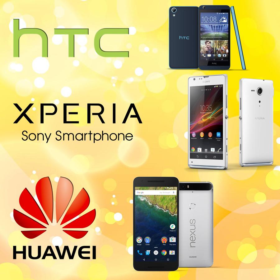 Phụ kiện hãng khác HTC, Sony Xperia