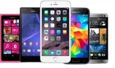[Cập nhật] Danh sách các dòng điện thoại 2016-2017 phổ biến nhất