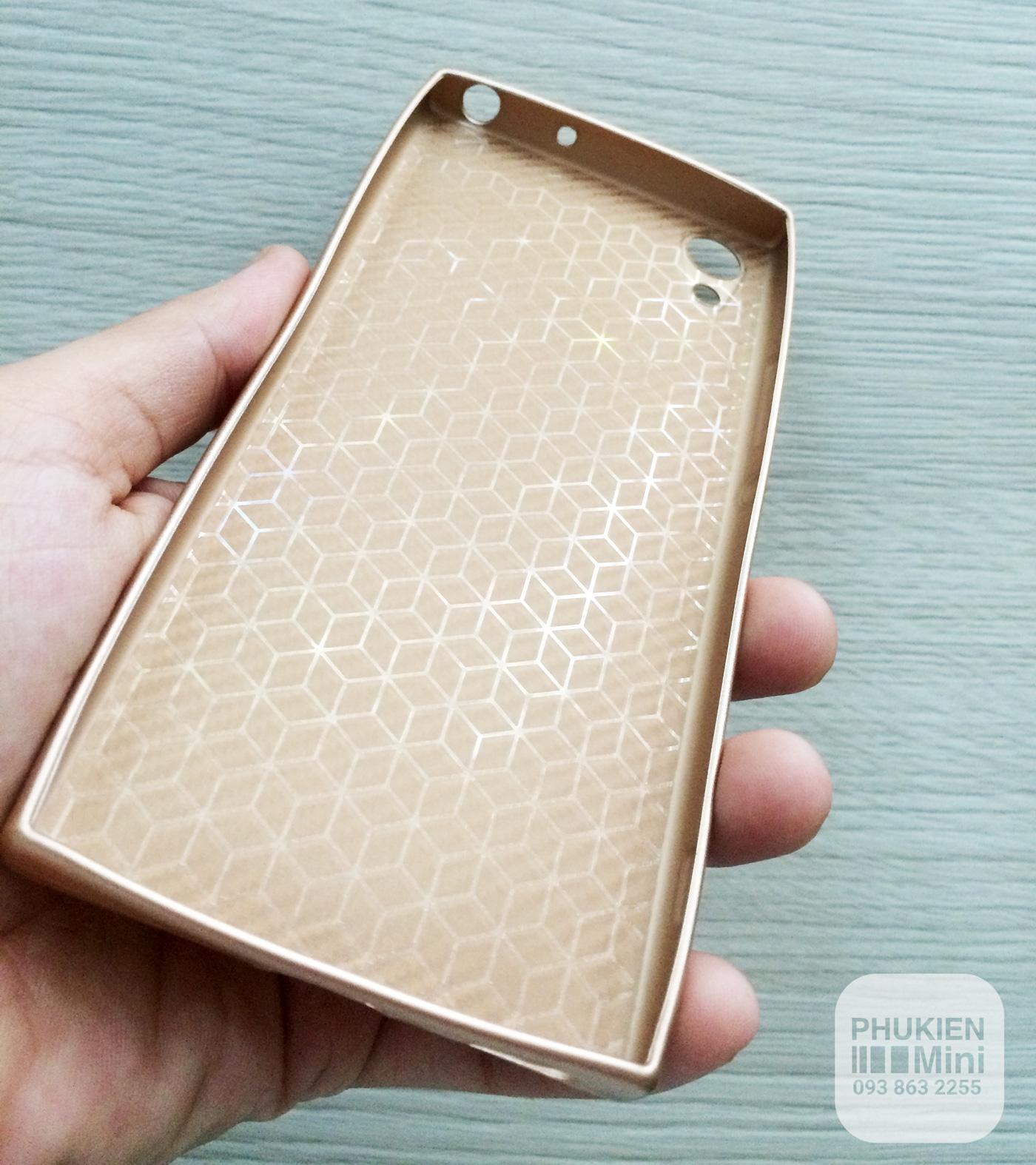 Ốp Sony XA1 dẻo vân carbon siêu mỏng i-Zore chính hãng