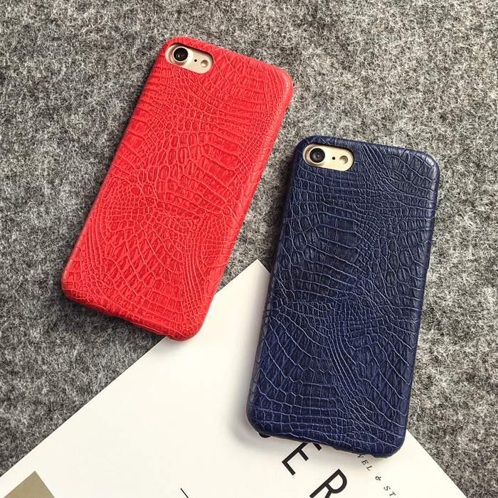 Ốp lưng dẻo vân cá sấu cho iPhone 6/6s, 6/6s Plus, 7, 7 Plus